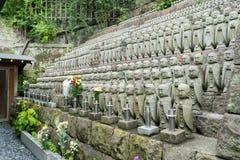 Templo japonés stock de ilustración