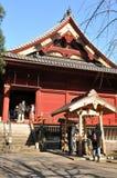 Templo japonês imagens de stock royalty free