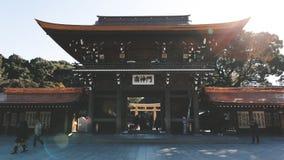 Templo japonês Fotografia de Stock