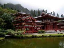 Templo japonés Fotos de archivo
