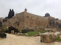 Templo Jerusalén Fotos de archivo