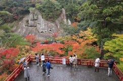 Templo Kanazawa Japón de Natadera imagenes de archivo