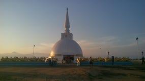 Templo Kandy Sri Lanka de Ranawana foto de stock