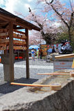 Templo Kyoto Japão de Kodaiji Imagens de Stock