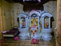 Templo la India del devi de Naina imagen de archivo libre de regalías