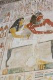 Templo Luxor - Egito fotos de stock royalty free