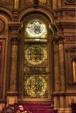 Templo maçônico de Philadelphfia Imagens de Stock Royalty Free