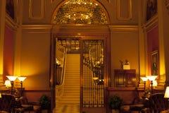 Templo maçônico de Philadelphfia Fotos de Stock