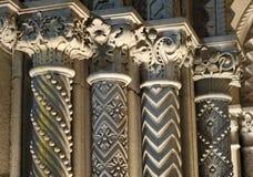 Templo maçônico em Philadelphfia Imagem de Stock
