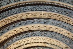Templo maçônico em Philadelphfia Foto de Stock Royalty Free