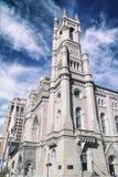 Templo maçônico em Philadelphfia Fotos de Stock Royalty Free