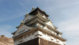 Templo majestuoso Foto de archivo