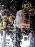 Templo malasio Fotos de archivo