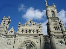 Templo maçónico de Philadelphfia Imagens de Stock