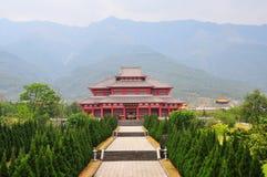 Templo maravilloso Imagen de archivo libre de regalías