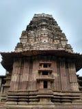 Templo maravilloso Fotografía de archivo libre de regalías