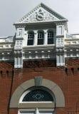 Templo masónico en Georgetown Imagenes de archivo