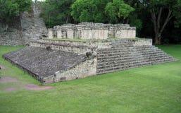 Templo maya Fotografía de archivo