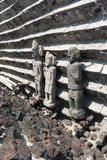 Templo Mayor Royalty Free Stock Photography