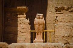 Templo Mayor De Abu Simbel fotografia royalty free