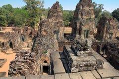 Templo Mebon del este en Camboya Imagen de archivo libre de regalías