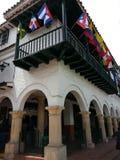 Templo Monserrate Colômbia Imagem de Stock
