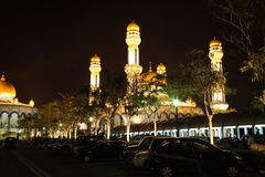 Templo muçulmano Foto de Stock
