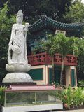 Templo MU-Ryang Sa fotos de archivo libres de regalías