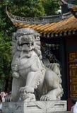 Templo na cidade de Guiyang, China Imagem de Stock