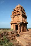 Templo na cume Imagens de Stock