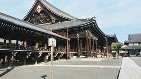 Templo na manhã Imagem de Stock
