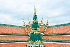 Templo na montanha de Khao Takeab em Tailândia Foto de Stock Royalty Free