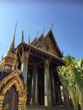 Templo na montanha de Khao Takeab em Tailândia Fotografia de Stock Royalty Free