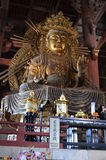 Templo Nara Japan de Todai-ji Imagen de archivo
