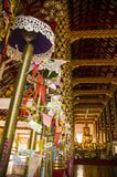 Templo no €Ž de Chiang Mai Thailandâ Fotografia de Stock