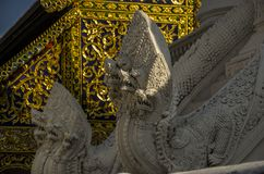 Templo no €Ž de Chiang Mai Thailandâ Foto de Stock