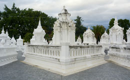 Templo no chiangmai Imagens de Stock Royalty Free