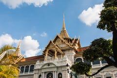 Templo no palácio grande Emerald Buddha Fotos de Stock Royalty Free