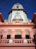 Templo novo de Vishwanath fotos de stock royalty free