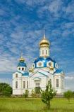 Templo ortodoxo Imagem de Stock Royalty Free