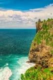 Templo pelo oceano Fotos de Stock