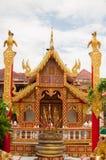 Templo Phayao, Tailandia Imagen de archivo
