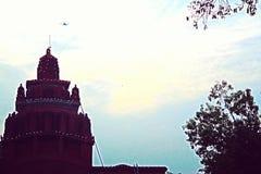 templo por completo de la luz Imagen de archivo