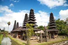 Templo real de Taman Ayun em Bali Foto de Stock Royalty Free