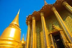 Templo religioso em Banguecoque Imagem de Stock Royalty Free