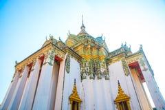Templo religioso em Banguecoque Imagem de Stock