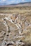 Templo romano Imagen de archivo libre de regalías