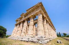Templo romano Imagen de archivo