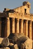 Templo romano antiguo Fotos de archivo