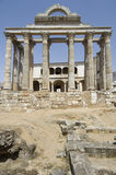 Templo romano de Diana Imagen de archivo